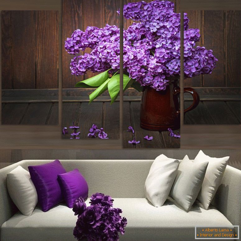 4pieces-modern-home-decor-wall-art-picture-for-living-room-bedroom-decor-purple-font-b-lilac